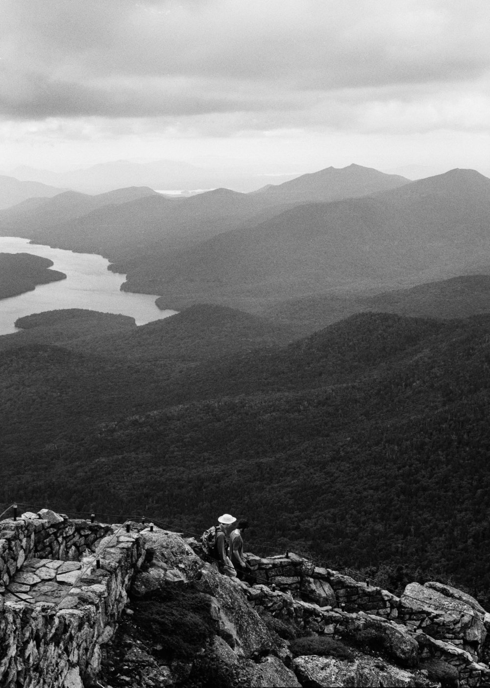 the top of whiteface