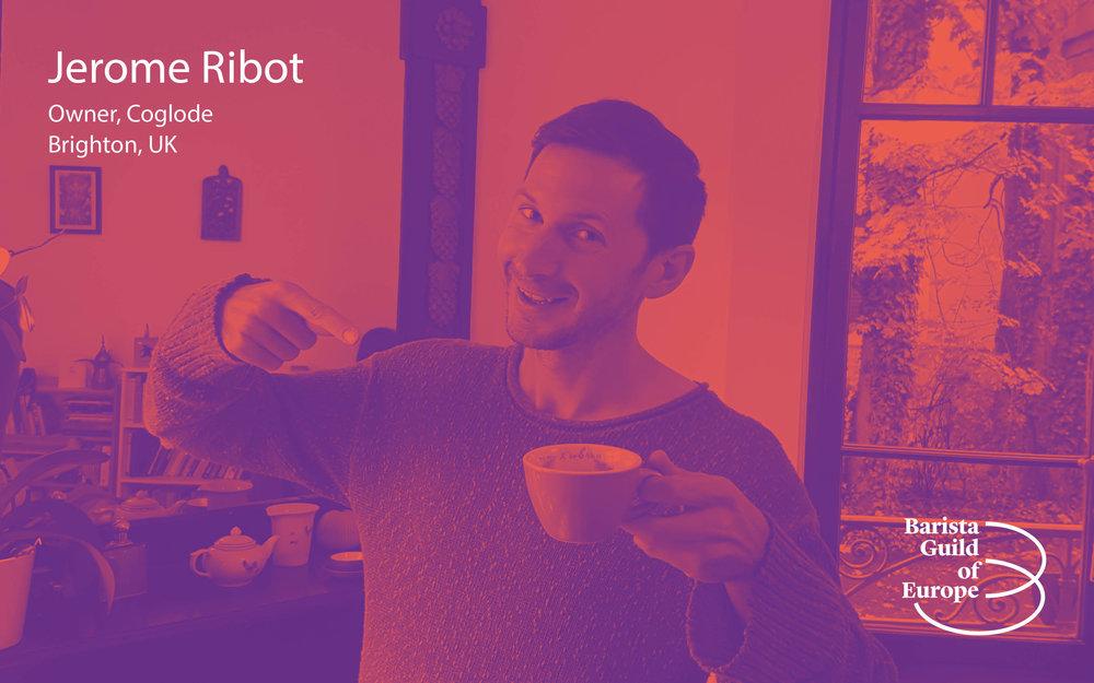 Jerome Ribot