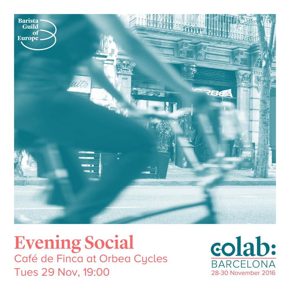 Noche Social en Orbea