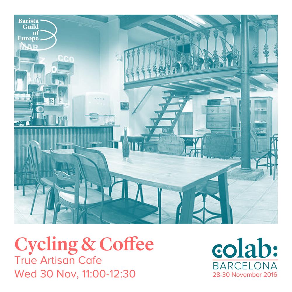 Ciclismo y Café