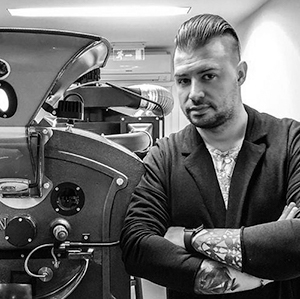 Alexandru Niculae  Owner and Coffee Roaster at BOB Coffee Lab