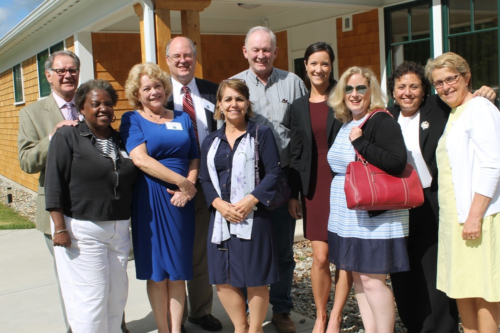 Members of the CAC Board of Directors and Advisory Board at the June 6th Healing and Hope Breakfast