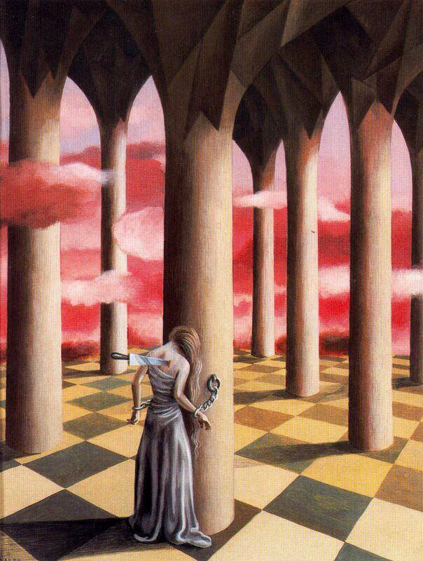 Rheumatic Pain, Remedios Varo