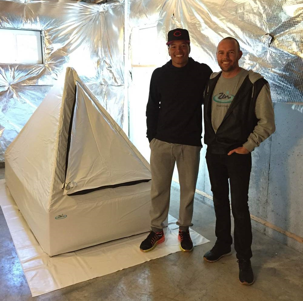 Marvin Jones and Shane Stott