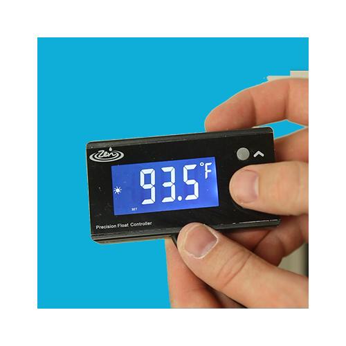 Precise Water Temperature Control
