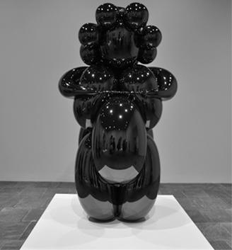 Jeff Koons, Balloon Venus (2008 / 2012)