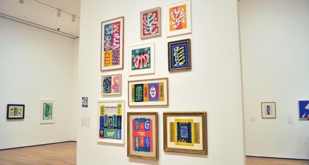 Henri Matisse, The Cut-Outs (1931 – 1954)