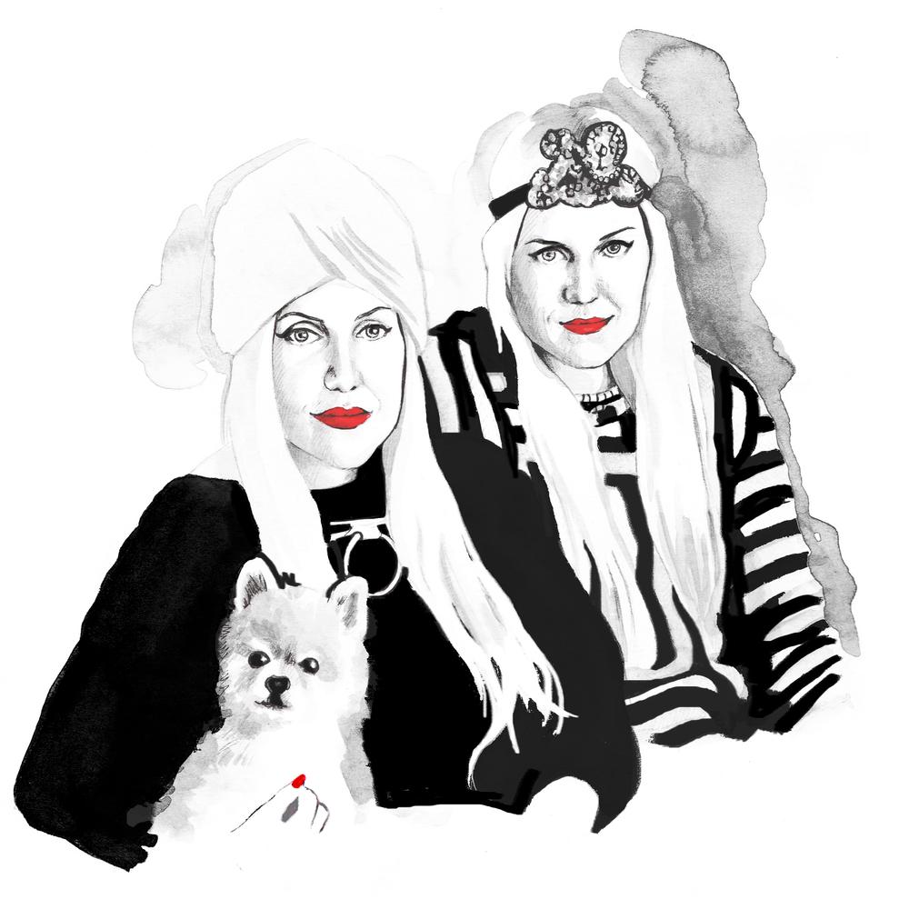 Illustration by Myrtle Quillamor