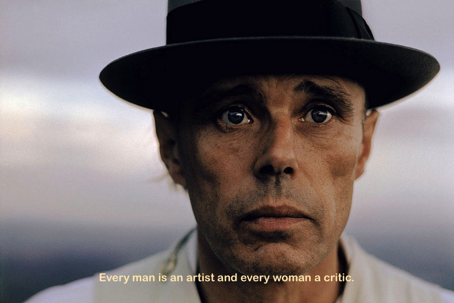 markmcevoy :     Beuys R US