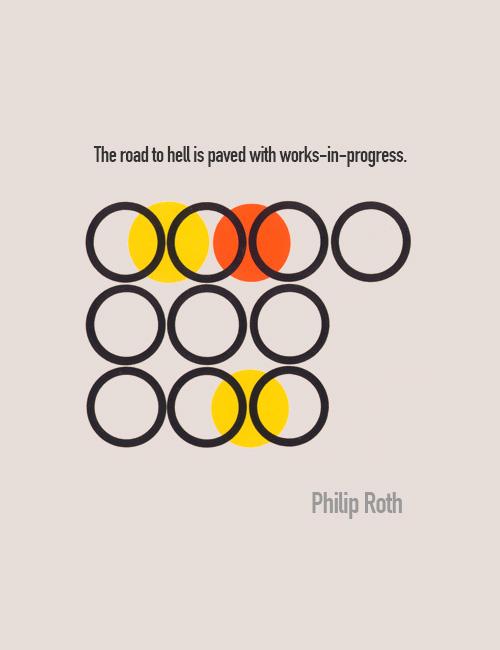 nevver :      Philip Roth