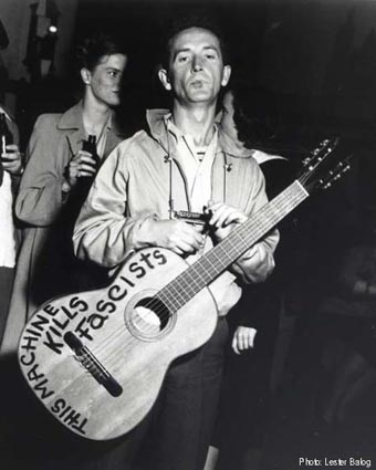 secretempires :     Still my favorite photo ever taken.    Woody Guthrie.
