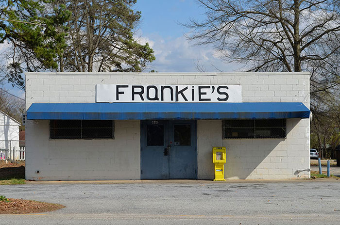 FRanKiE'S  (from the Closed series) —Dorn
