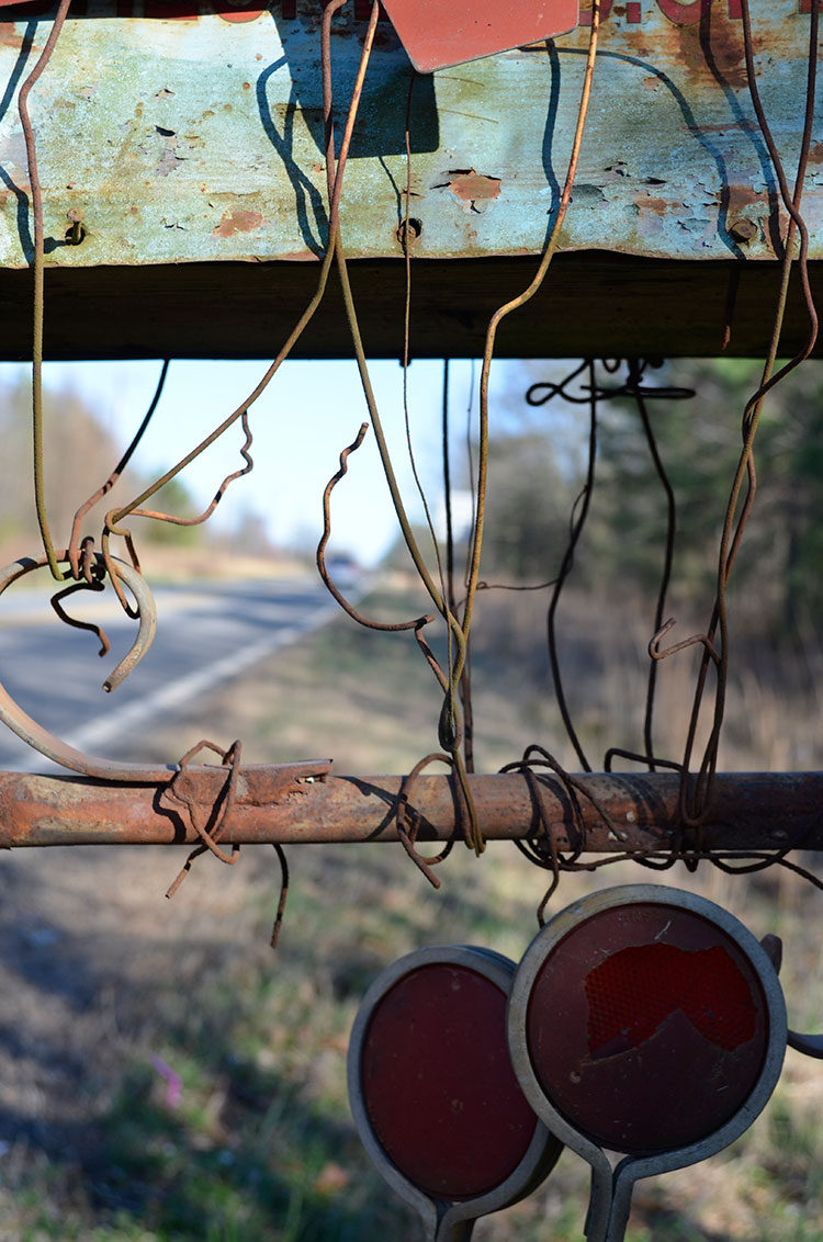 Selena's mailbox —Dorn