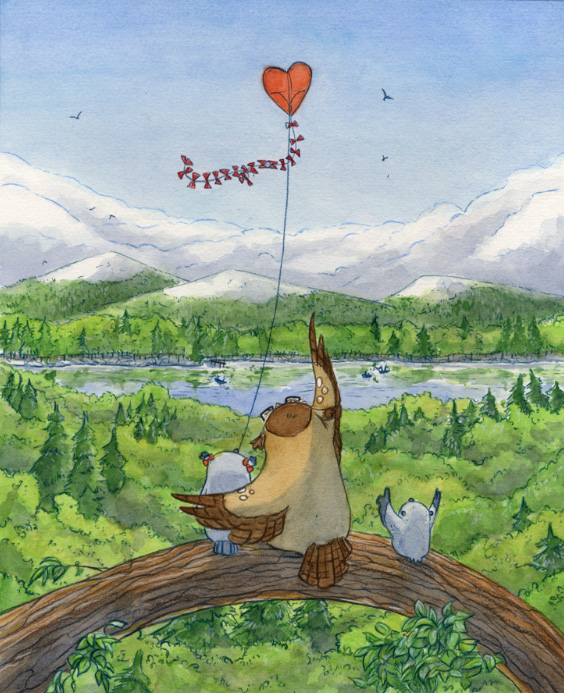 """explore-blog :       Love Is Forever   – wonderful children's book that helps kids deal with losing a loved one     """"…learning to keep his love alive forever."""""""