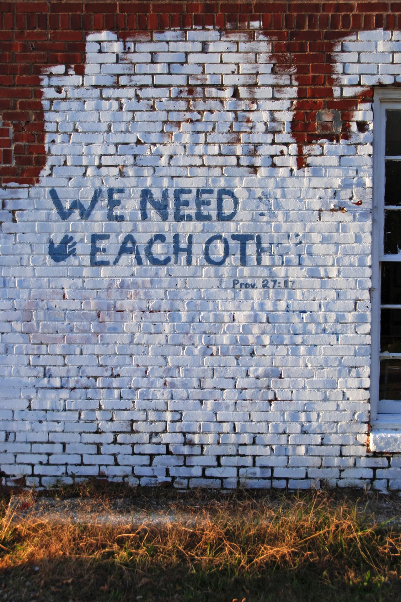 We do.      —  Dorn