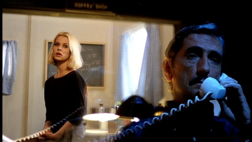 "secretempires: brightwalldarkroom: ""Back when Paris, Texas was merely a film I'd constructed from fragments of my imagination, I always believed that I knew what it was about, was sure I understood the poetic words hanging in its vacant space, and thought I felt the aching beauty of it all. I loved it in that perverse and wonderful way you can only love something unattainable, cherishing it like a worn-out photograph that lives forever in your back pocket, something that has seen the world even when you could not. But it wasn't until recently that I felt I truly listened to what the film was trying to say, opening myself up to what it had to teach me about coping with the pain of love and the patience of longing. Perhaps this is so, or perhaps it's simply a testament to all the ways a film can live alongside you over the years, like a true companion, growing up with you and showing you more about yourself as you reflect back on it. Though with a film like Paris, Texas, it's not only about the moments in which you're watching it, but about the echoes it leaves behind. Sure, you can appreciate the flickering neon lights in the distance and the pastel skies cast against the browns and greens that rise in the landscape—the ode to still life Americana that once was and may never be again—but if you can't feel all the yearning in its silences or recognize the crushing weight that comes with looking love in the eye and knowing you must let it go, then you haven't allowed yourself to fully succumb to what lies at the very core of Wenders' film."" —Hillary Weston on Paris, Texas (1984) (Bright Wall/Dark Room, September 2013) LOVE THIS FILM. YES"