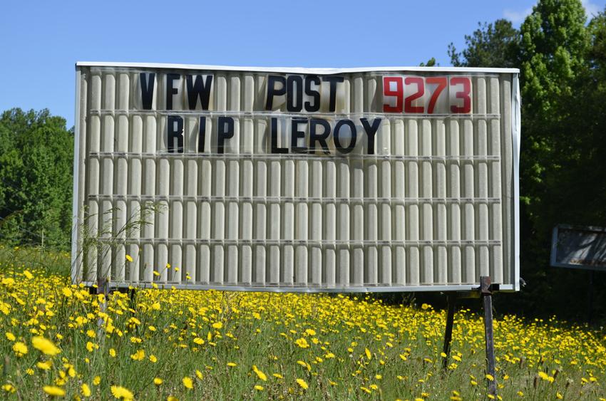 RIP Leroy.     — Dorn