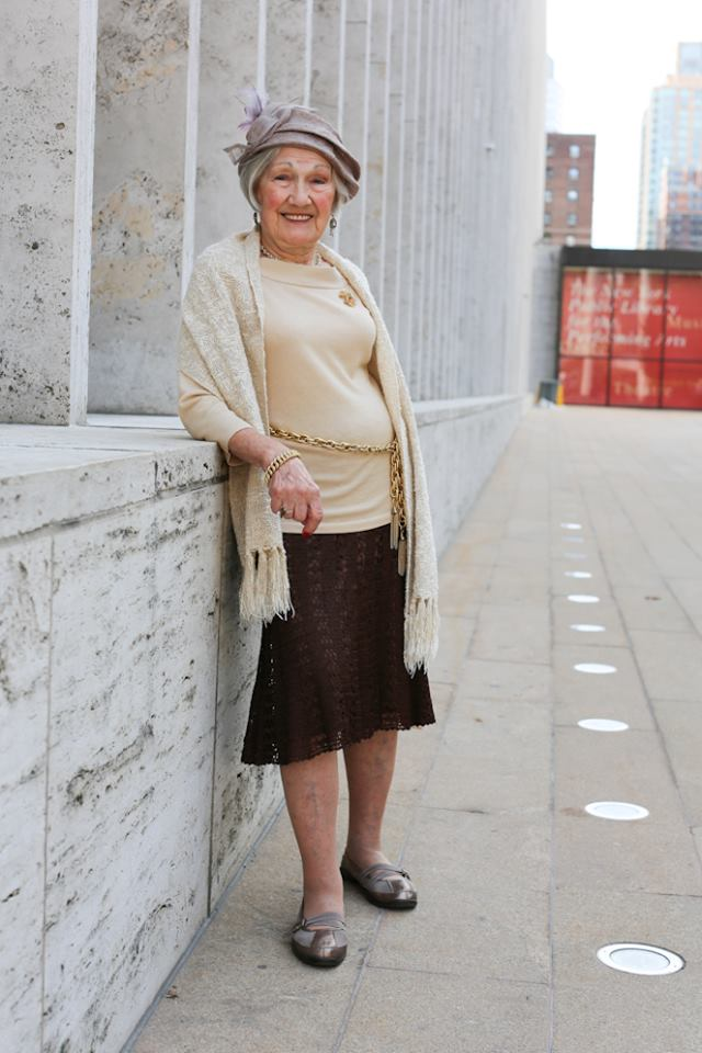 "humansofnewyork :      ""I lived in Poland, so we were persecuted from the first day of the war. First they took us from our home, then they put us in a ghetto, then they made us march, then they sent us to the camps. I was separated from everyone, but my brothe r later told me that my father froze to death. But I have children now, and grandchildren, and great grandchildren— a great big family, all of them educated. Look at everything that came from just one person who escaped. Just goes to show that you can never kill a people with hate. There will always be someone left to carry on."""