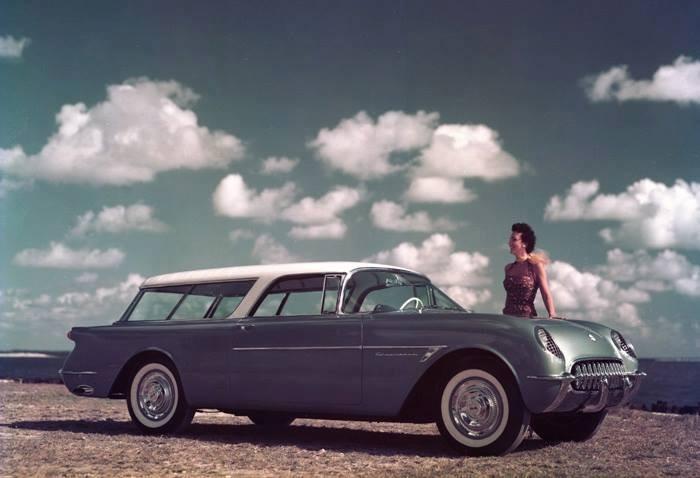 The original Chevy Nomad. I'll take a dozen, please.