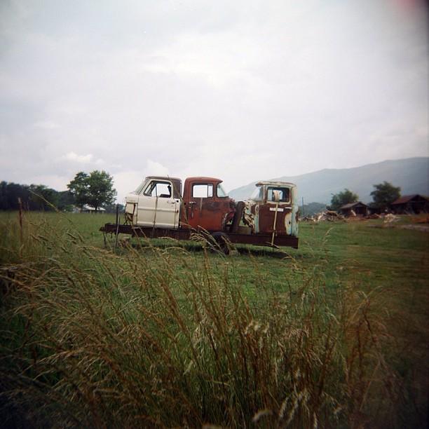 Parked        — Dorn