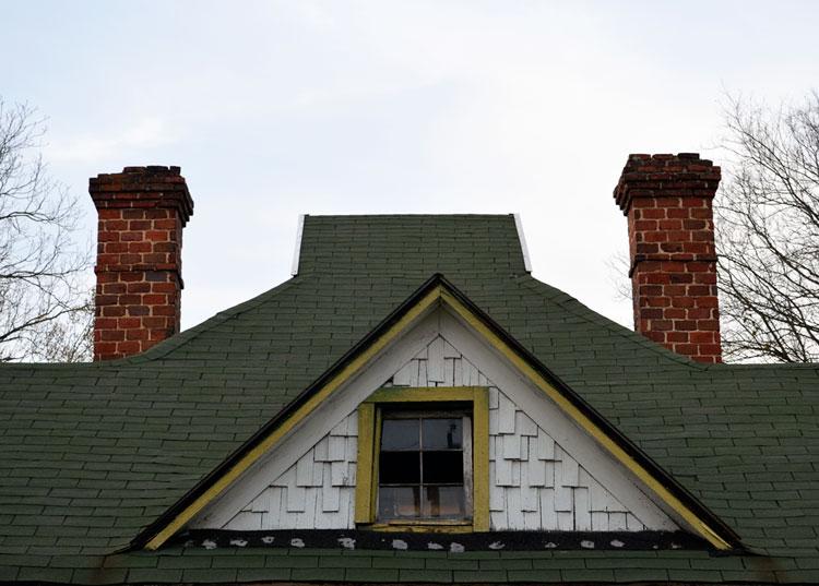 Isabelle's Roof —Dorn