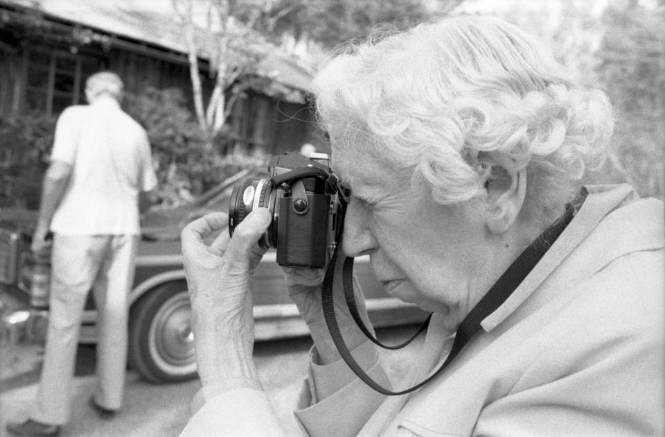 Eudora Welty – Wish she was still here