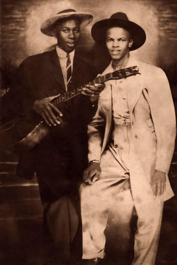 Robert Johnson & Johnny Shines