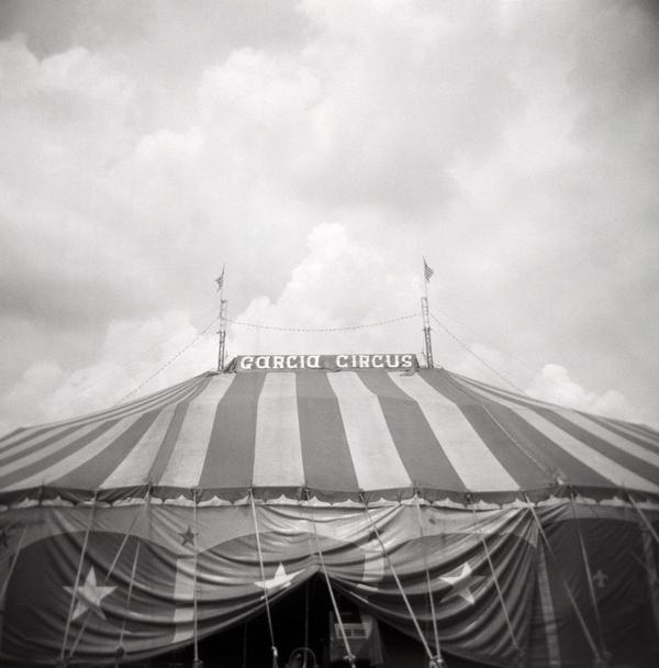 Garcia Circus, Berea SC    — Dorn