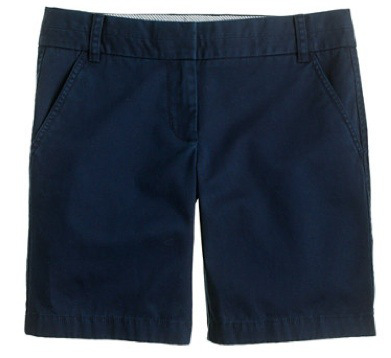 City Shorts from J.Crew