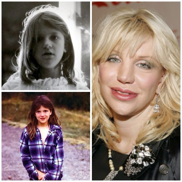 The Many Looks Of Courtney Love