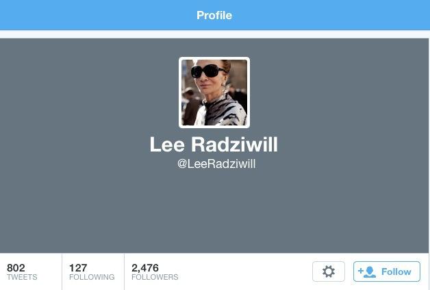 Lee On Twitter