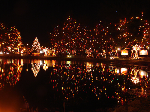 LaSalette - Yes, it's in Attleboro, MA, but I still consider it a 'RI tradition'.