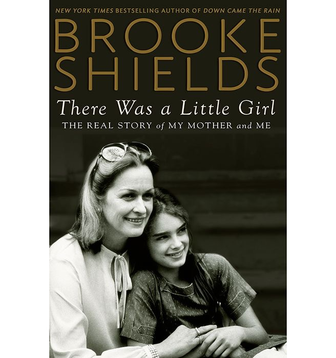 During the 1980's, every teenage girl - myself included - wanted to be Brooke Shields. Truth be told, I always wondered about her super close relationship with her momager (term for someone who is both your mom and your manger, apparently trademarked in 2012 by another powerhouse momager, Kris Jenner) Teri. I hear this is a pretty honest account of all Brooke and Teri's ups and downs together.