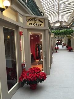 Goddess Closet