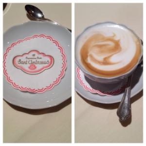A Sant Ambroeus Cappuccino