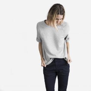 The Short Sleeve Sweatshirt, $30
