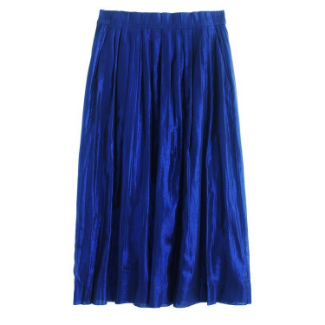 Metallic Voile, $88