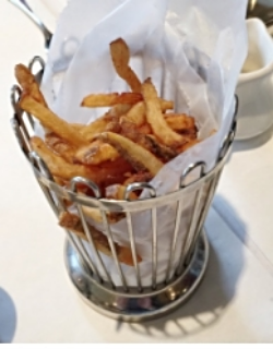 Fries From Red Stripe East Greenwich