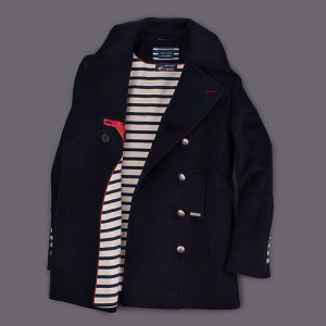 Peacoat by Saint James