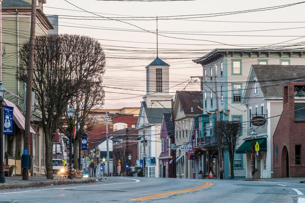 Main Street In EG