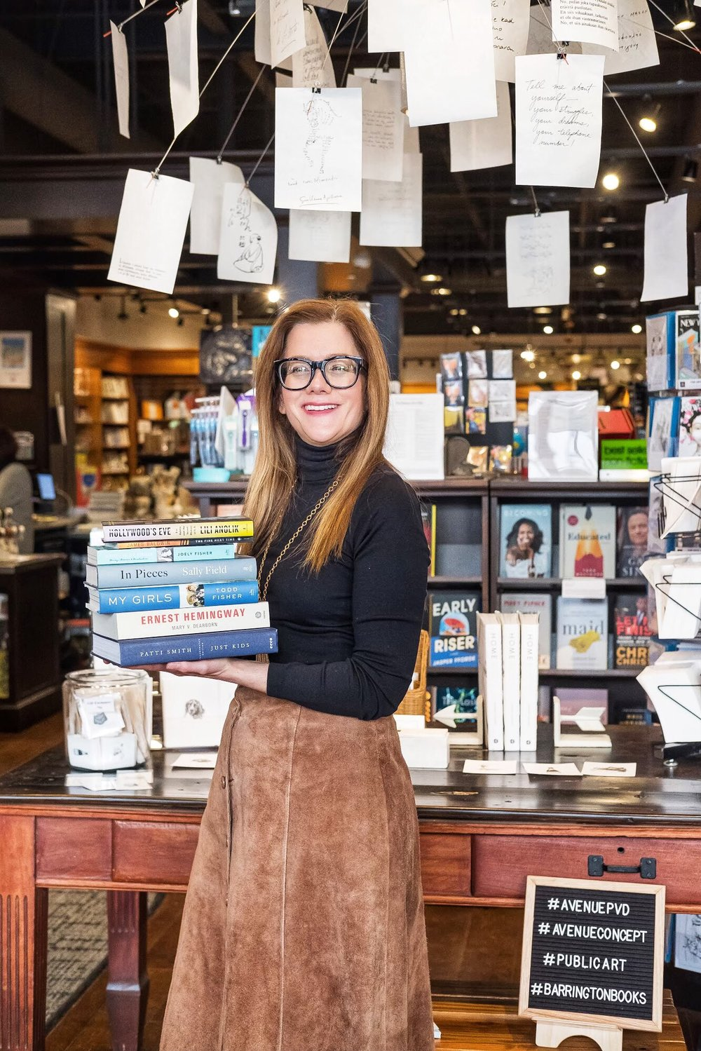 All Photos of Patty J at   Barrington Books Retold   by   Stacey Doyle Photography