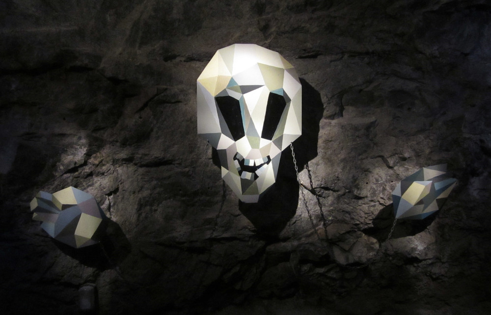 Bo Haglund:  Installation Kolo , 2012