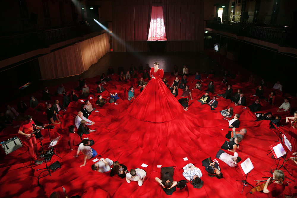 COMPANY:  REDDRESS  in London Design Festival 2011. Photo: Kate Elliot