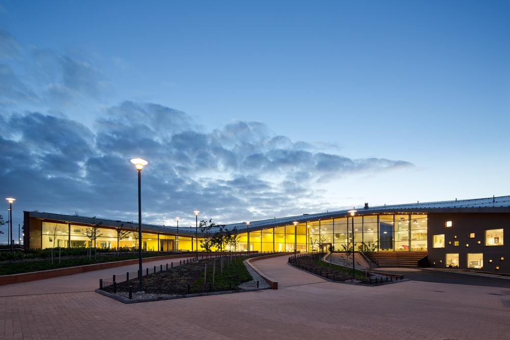 Verstas architects: Saunalahti school, (c) Andreas Meichner