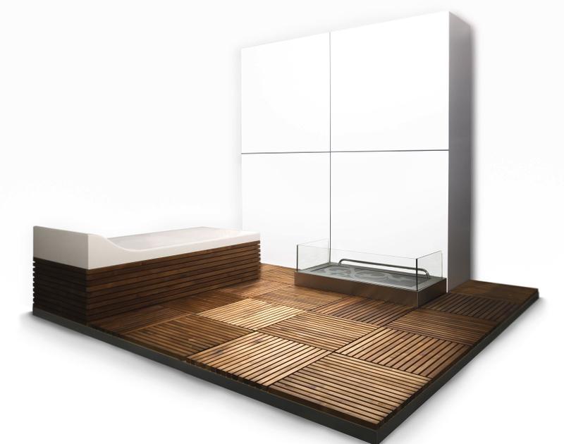 Pentagon Design: Hot and cool - New Urban Sauna