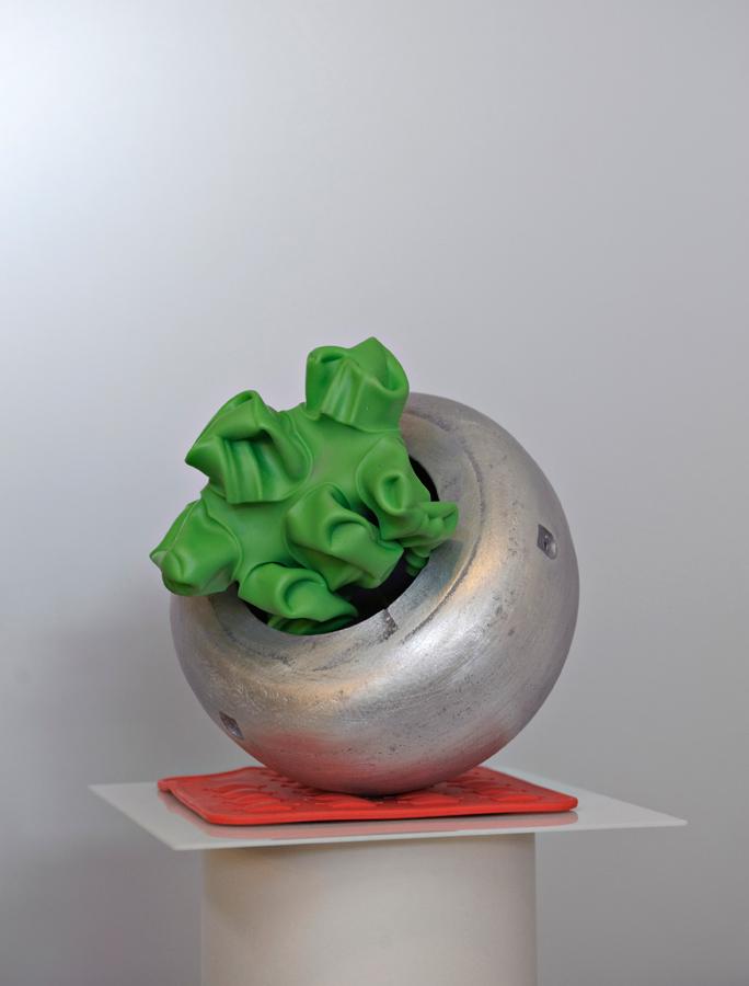 Moosa Myllykangas:  Frog , 2010