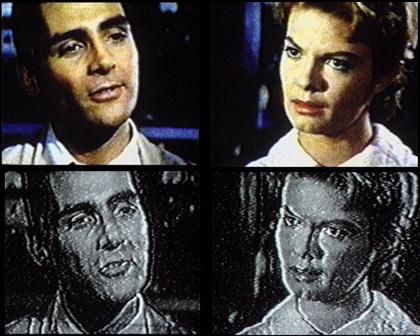 Juha van Ingen: (Dis)integrator , 1992,VHS (DV) Pal 4:3, 00:03:55, colour, stereo