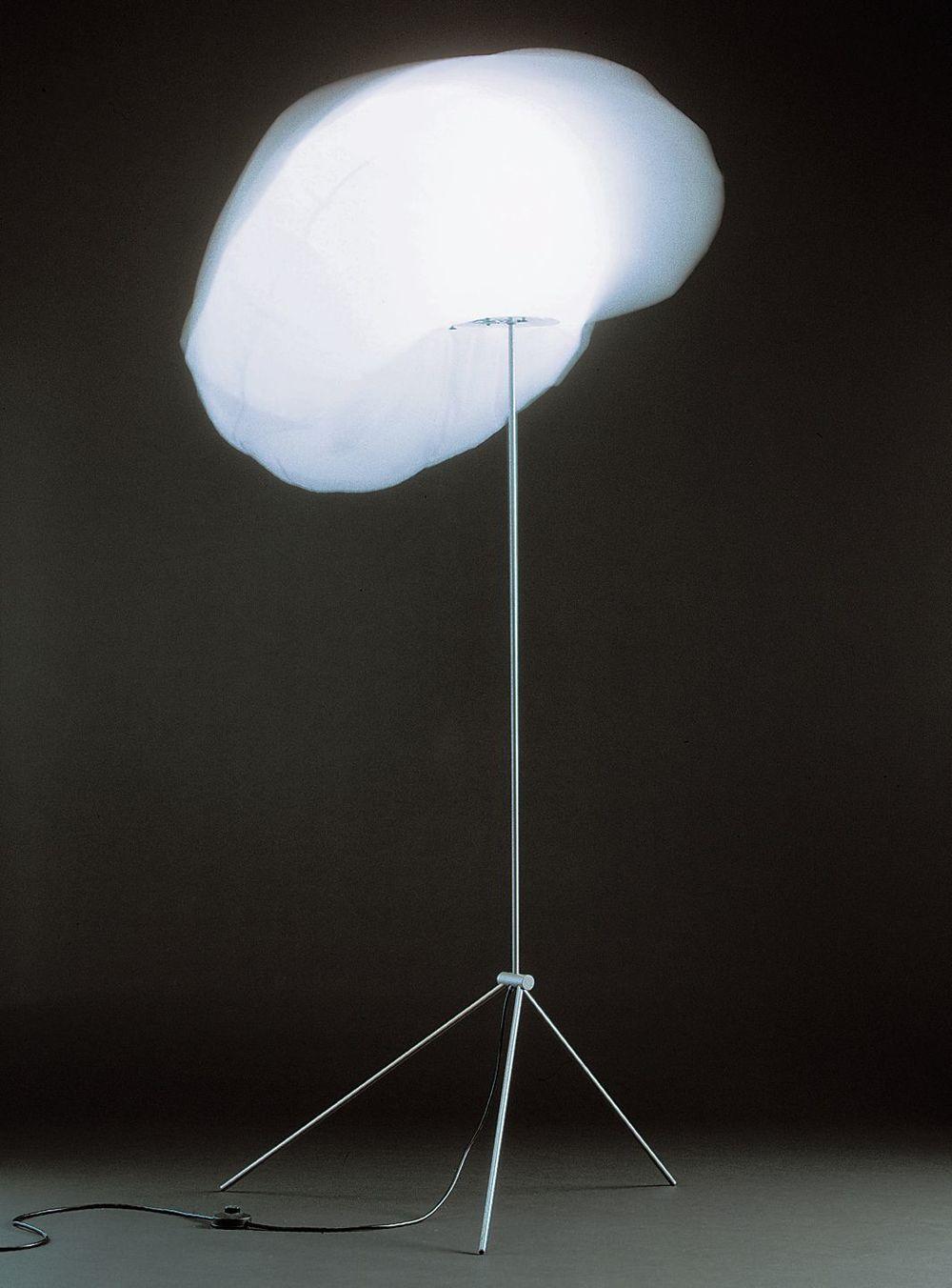 GLOBLOW big floor lamp, designed by Vesa Hinkola, Markus Nevalainen, Rane Vaskivuori / Valvomo
