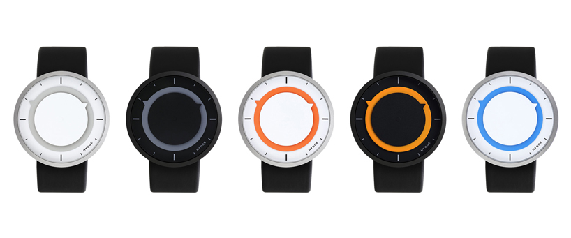 3012 watch series, designed by Mats Lönngren for Hygge