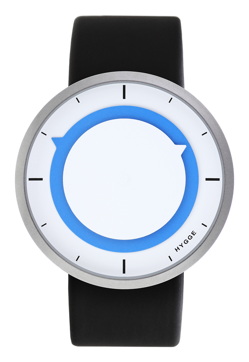 3012 watch, designed by Mats Lönngren for Hygge.
